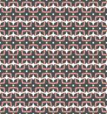 抽象无缝的装饰品样式 r 向量例证