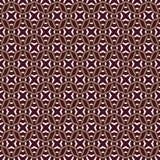 抽象无缝的装饰品样式 r 皇族释放例证