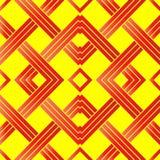 抽象无缝的颜色样式 免版税库存照片