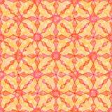 抽象无缝的颜色背景 库存例证