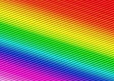 抽象明亮的彩虹背景 图库摄影