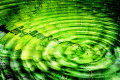 抽象明亮的水 免版税库存图片