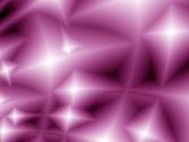 抽象星形 免版税库存图片