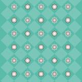 抽象星样式 免版税库存图片