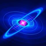 抽象星系 库存照片