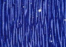 抽象星织品 免版税图库摄影
