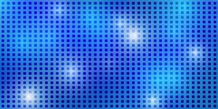 抽象未来派计算机科技企业背景 免版税库存图片