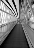抽象机场 库存照片