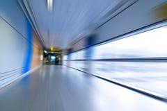 抽象机场 免版税库存照片