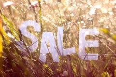 抽象构成登记销售额向量 图库摄影