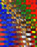 抽象构成 库存图片