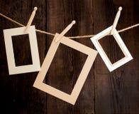 抽象标志。 免版税库存图片