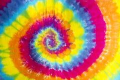 抽象样式或背景从蜡染布织品 免版税库存图片