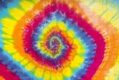 抽象样式或背景从蜡染布织品 免版税库存照片