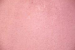抽象桃红色五颜六色的水泥墙壁或地板纹理和backgrou 图库摄影