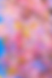 抽象桃红色花迷离背景 库存照片