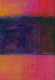 抽象桃红色紫色 库存图片