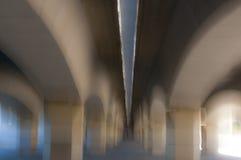 抽象桥梁 图库摄影
