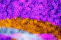 抽象梦想的精美软的嫩defocused白光照明Bokeh 有益于背景,背景,样式,屏幕保护程序 免版税图库摄影