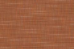 抽象棕色和红色几何样式、背景、元素设计,纺织品的概念和织品 免版税图库摄影