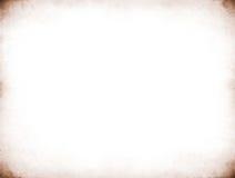 抽象棕色框架grunge 免版税库存图片
