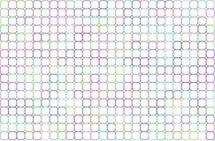 抽象概念性混杂的样式 模板,墙纸,数字式&背景 向量例证