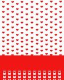 抽象概念重点例证图象爱模式空间文本 背景为恋人或华伦泰题材看起来甜和美好 库存例证