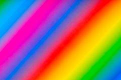 抽象模式彩虹 库存例证