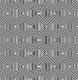 抽象模式无缝的向量 库存照片