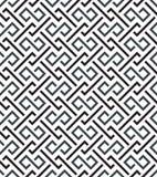 抽象模式无缝的向量 向量例证