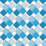 抽象模式正方形 免版税库存照片