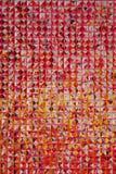 抽象模式红色 免版税图库摄影