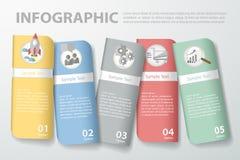 抽象模板5为业务设计,报告,横幅跨步 库存图片