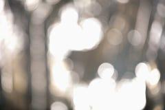 抽象模糊的光 图库摄影