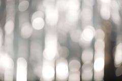 抽象模糊的光 库存图片