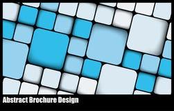 抽象横幅设计 库存图片