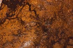 抽象橙色与典雅的古色古香的油漆的andbackground豪华富有的葡萄酒难看的东西背景纹理设计在墙壁例证 免版税图库摄影