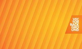 抽象橙色传染媒介背景用于设计 传染媒介纹理 TR:Turuncu vektorel zemin 库存例证