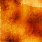 抽象橙色背景资料对万圣夜 库存图片