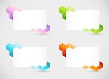 抽象正文框2 库存图片