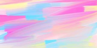 抽象水彩背景,五颜六色的纹理 皇族释放例证