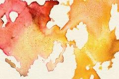 抽象水彩背景 库存图片