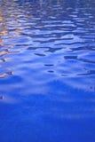 抽象池游泳水 免版税库存照片