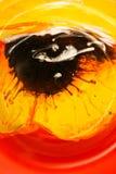 抽象油漆 免版税库存照片