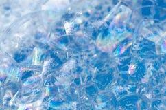 抽象泡影设计泡沫例证向量万维网 库存照片