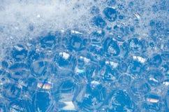 抽象泡影设计泡沫例证向量万维网 免版税图库摄影