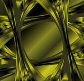 抽象波浪漩涡背景 免版税图库摄影