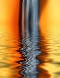 抽象波纹 库存图片