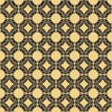 抽象派deco无缝的现代瓦片样式 皇族释放例证