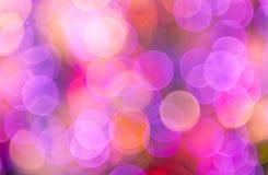 抽象浅粉红色和紫色背景, 库存照片